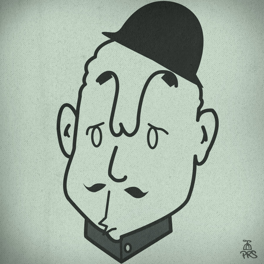 Alfred - L'English by Benjamin Boukagne